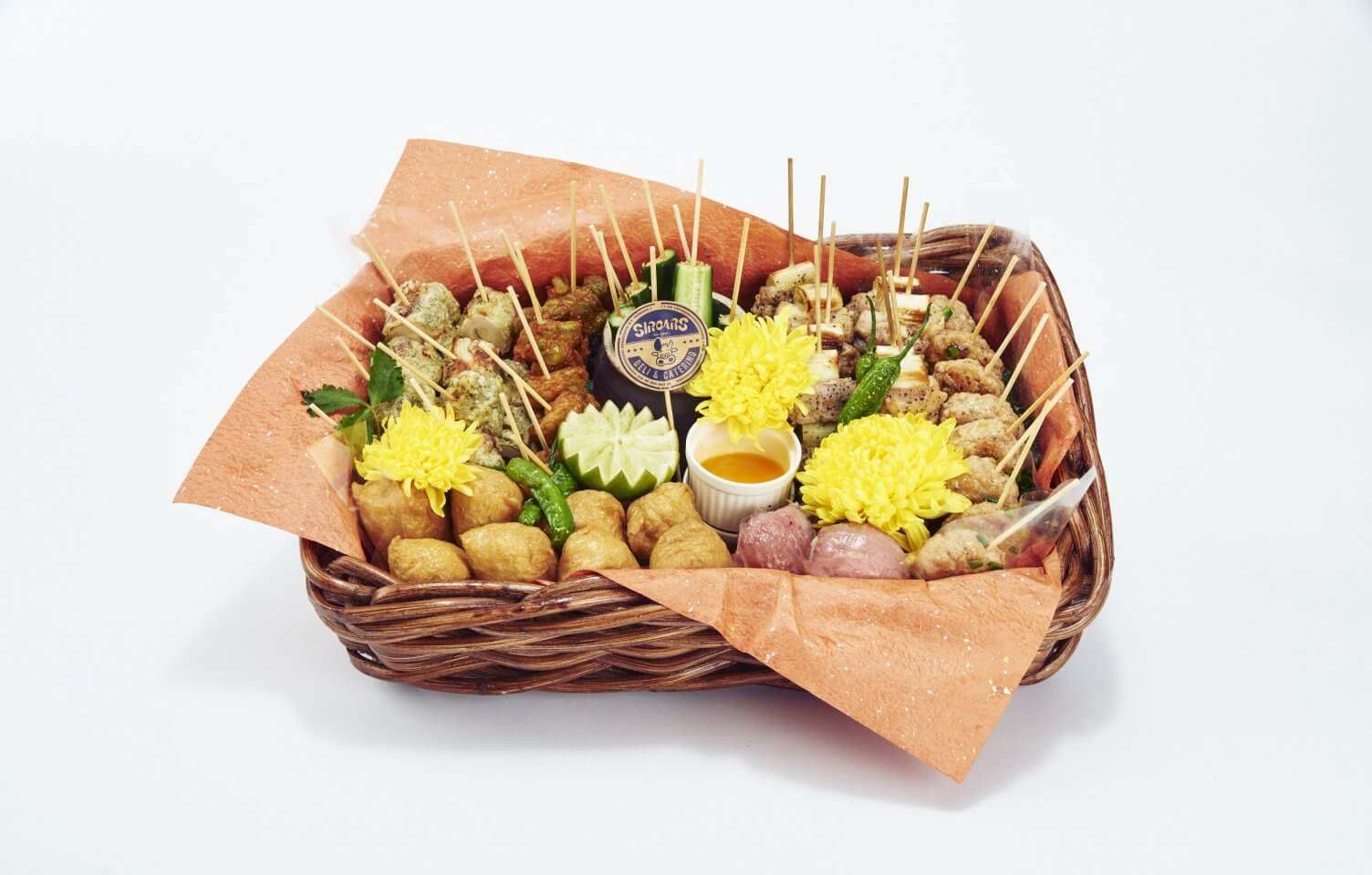 JAPANESE FOOD BASKET(Mサイズ)