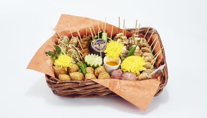 JAPANESE FOOD BASKET