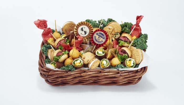 JOYFUL PARTY BASKET